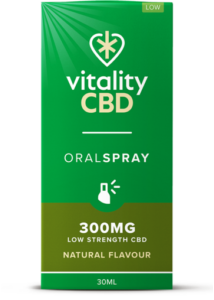 """Vitality"" Oral Spray Nature (300 mg)"